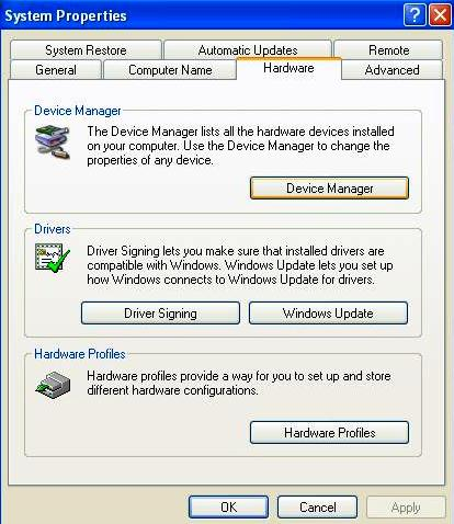 How to access Device Manager in Windows : How to scan for Hardware changes in Windows (2/6)