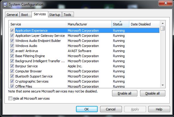 Speedup Windows 7 : Boost Windows 7 Performance tips (4/6)