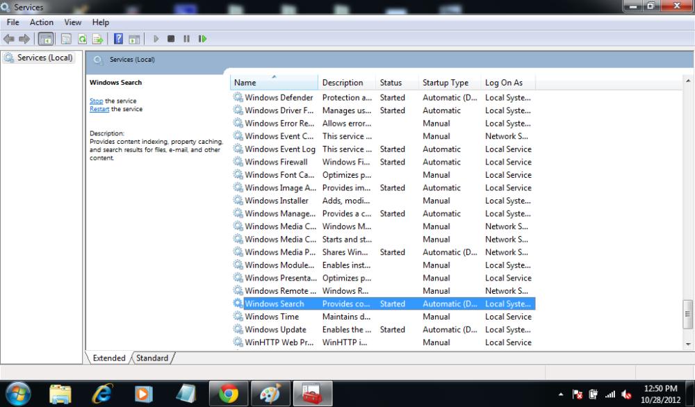 Speedup Windows 7 : Boost Windows 7 Performance tips (5/6)
