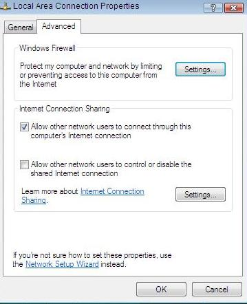 How to share Internet connection: Ad-hoc network in Windows XP (4/6)